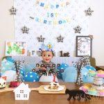 1歳誕生日【おうちスタジオ風】飾りつけで用意したアイテム一覧