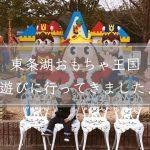 東条湖おもちゃ王国は小さい子どもでも楽しめる遊園地!?