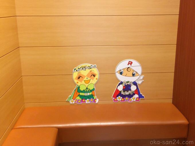 アンパンマン&ペコズキッチンバースデー